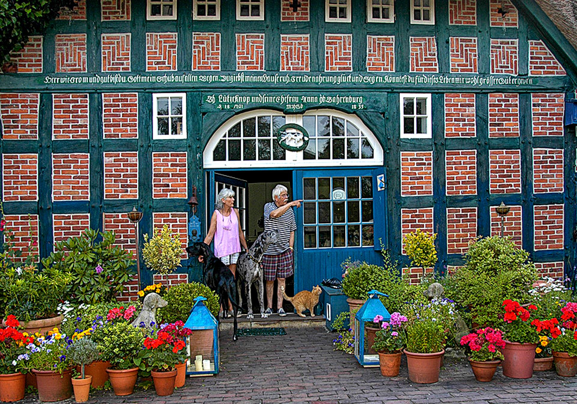 Katrin & Hans Ferienhaus Schmalenbeck